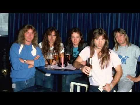 Iron Maiden Live at Donington (1988) [HQ]