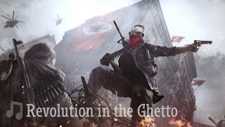 REVOLUTION IN THE GHETTO - Trap New School Hip Hop Rap Beat Instrumental