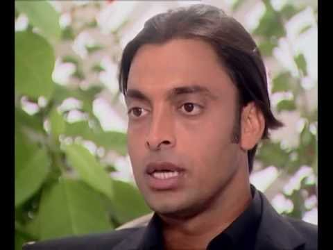 Rendezvous With Simi Garewal - Shoaib Akhtar video