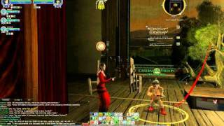 LOTRO jingle bells - horn version -Theatre Event