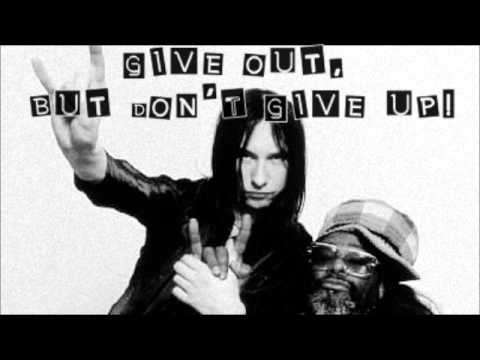 Primal Scream  &#039;Give out but don&#039;t give up&#039; rare l
