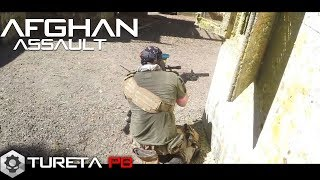 CQB TACTICAL PAINTBALL ► AFGHAN ASSAULT | Paintball Sniper | Magfed Paintball | Adrena Paintball