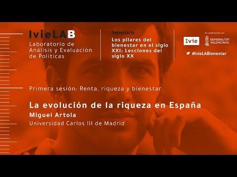 Miguel Artola - IvieLAB - Seminario Los pilares del bienestar en el siglo XXI