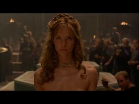Sienna Guillory naked Helen Of Troy thumbnail