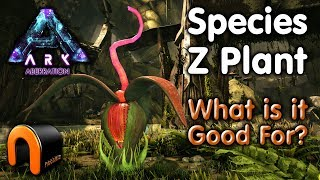 Ark - PLANT SPECIES Z - WHAT DOES IT DO?