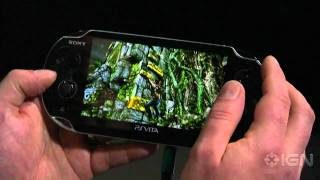 Uncharted: Golden Abyss - E3 2011_ Gameplay Demo