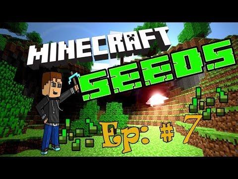 Semillas Seeds para minecraft 1.7.10 | Semilla varios diamantes y portal al End