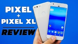 Google Pixel and Pixel XL Review: The Best of Android?