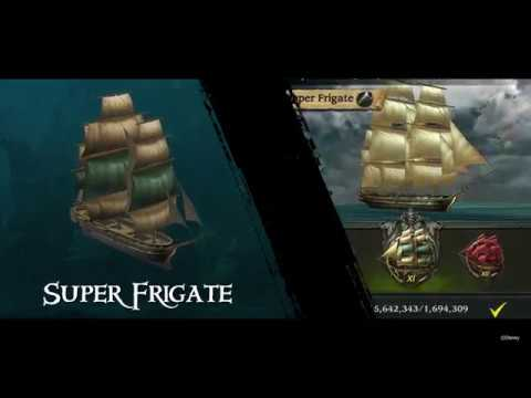 Pirates of the Caribbean: ToW APK Cover