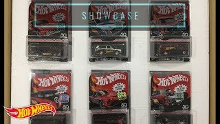 Showcase - Hot Wheels 2018 Mail In Models