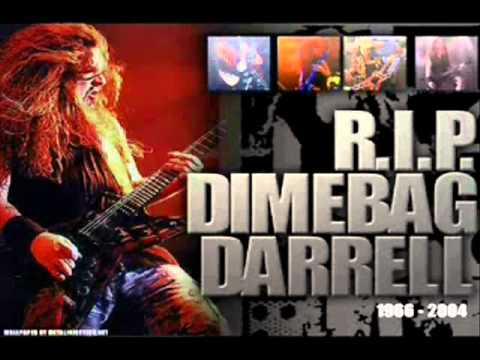 Tribute to Dimebag - 10-12-2010 após as 22 Hs!