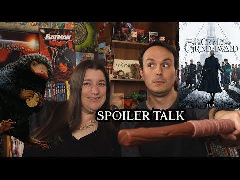 Fantastic Beasts: The Crimes Of Grindelwald - SPOILER TALK