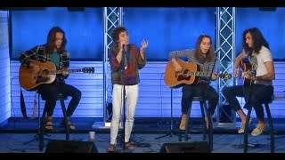 Greta Van Fleet 39 S Exclusive Performance Of 39 You 39 Re The One 39