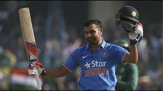 India vs South Africa 2015 1st ODI highlights, Rohit Sharma150,De Villiers104 at kanpur