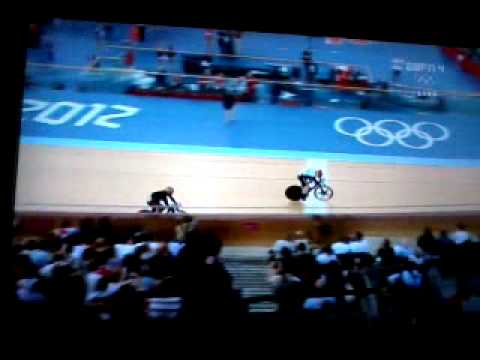 azizulhasni awang vs jason kenny in Olimpik 2012