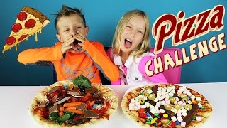 PIZZA Challenge / RonaldOMG and GamerGirl