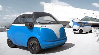 BMW Isetta kommt als Elektroauto namens Microlino wieder