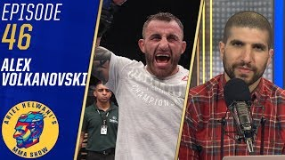 'It's a no-brainer' - Alex Volkanovski on a fight vs. Max Holloway | Ariel Helwani's MMA Show