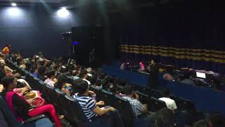 Anchor Girish Audience interaction