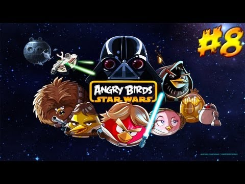 Angry Birds Star Wars прохождение - Серия 8 [The Path of the Jedi 31-40]