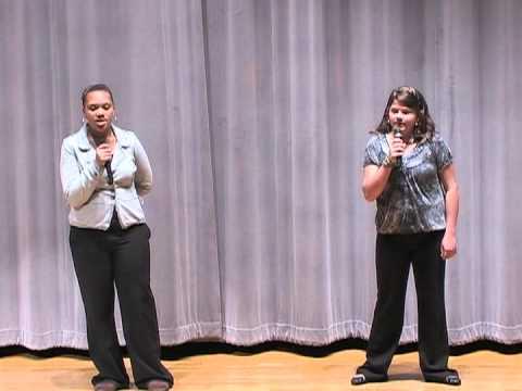 Ponca City West Middle School Talent Show 2012 Selections