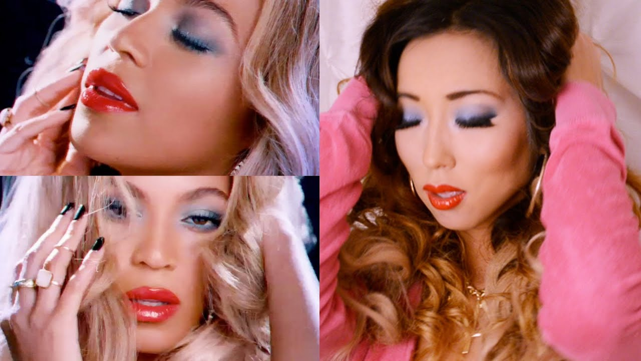 Beyonce Blow Makeup Tutorial