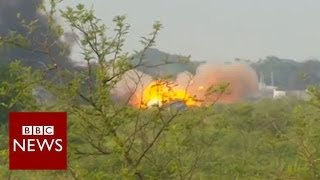 BBC reporter caught in South (Sudan) battle - BBC News  5/5/14