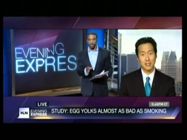 HLN - Are Eggs The New Cigarettes?
