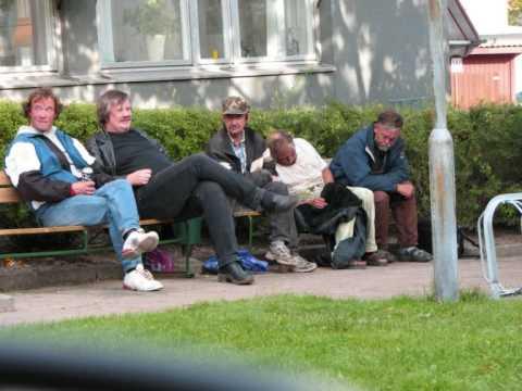 Fotboll, dylan och meditation Med Sinn Fenn & Caj Karlsson Video