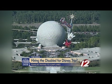 The Buzz: Disabled Guides to DisneyWorld