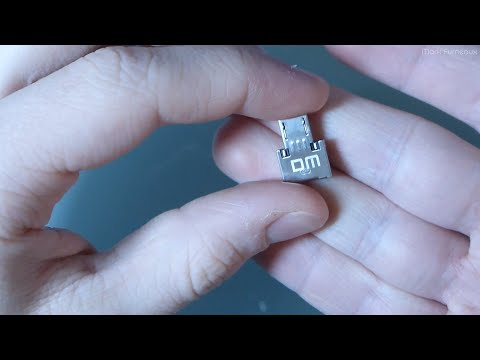 The World's Smallest USB OTG Adapter