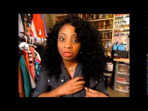 Her Hair Company-Brazilian Curly Hair Initial Review