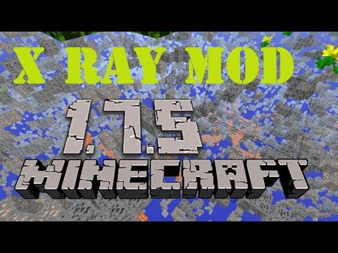 Como Descargar X Ray Mod Para Minecraft 1.7.5