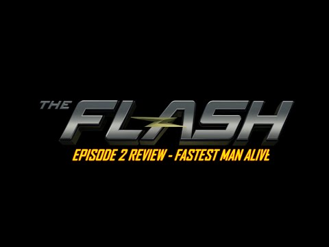 The Flash - Episode 2 Review