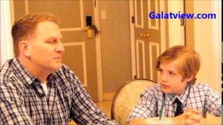 Michael Rapaport & Jakob Salvati speak a Little Boy