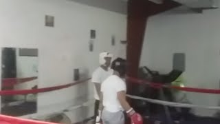 LIVE Sparring: Who Won?