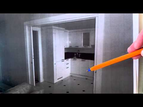 Объединение кухни с газовой плитой и комнаты on YouTube