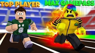 I Became FASTER THAN THE BEST PLAYER after I Got This.. (Roblox Speed City Simulator)