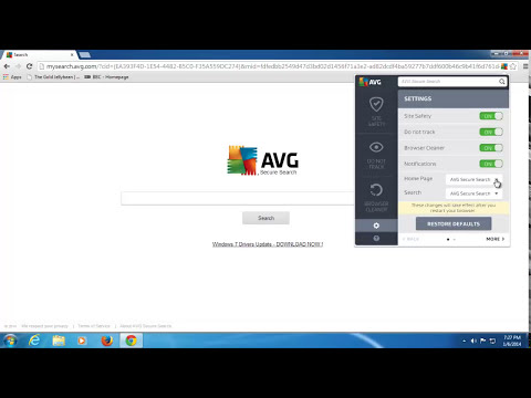 AVG's Tony Anscombe Provides a Walkthrough of AVG Web TuneUp
