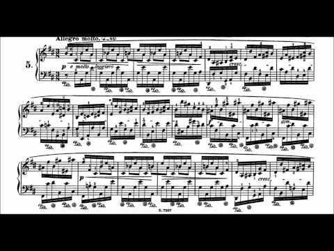 Шопен Фредерик - Prelude 5 In D Major