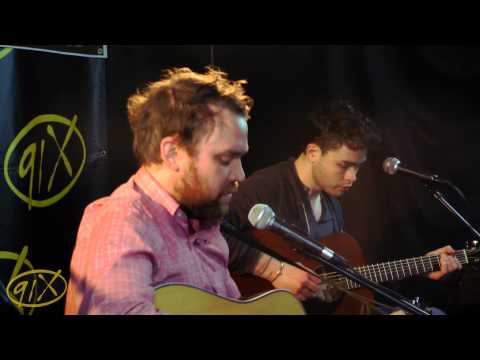 "Frightened Rabbit :: ""Holy"" :: 91X X-Sessions"