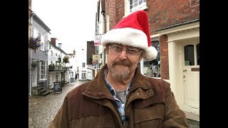 Happy Christmas & 2018 from Mike Browne