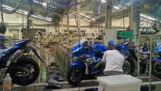 Proses Perakitan Suzuki GSX-R150