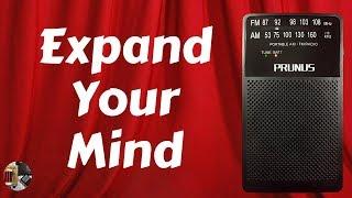 Prunus A-166 AM FM Portable Radio | Full Review