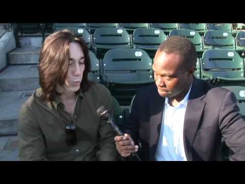 Vern Glenn with Tim Lincecum
