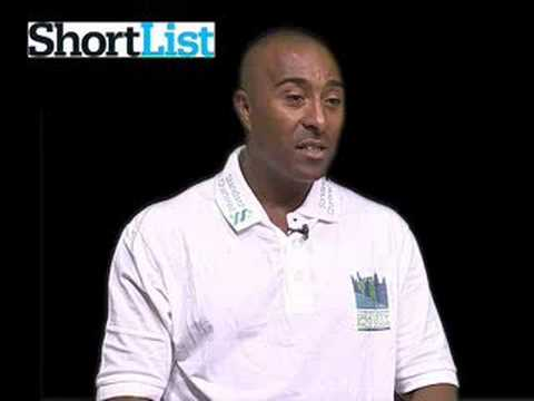 Colin jackson talks to ShortList.com