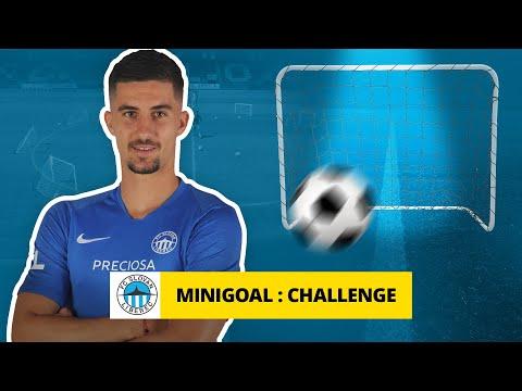 MiniGoal Challenge: Martin Koscelník