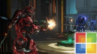 Microsoft Store Halo 5 Tournament Announce