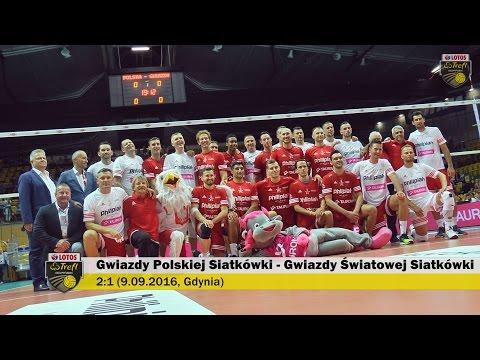 Mecz Gwiazd Siatkówki W Gdyni | LOTOS Trefl Gdańsk