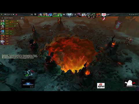 Vici Gaming vs LGD.cn - Grand Finals - Game 1 (Sina Cup #2)